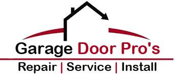 Garage Door Pro's - Logo